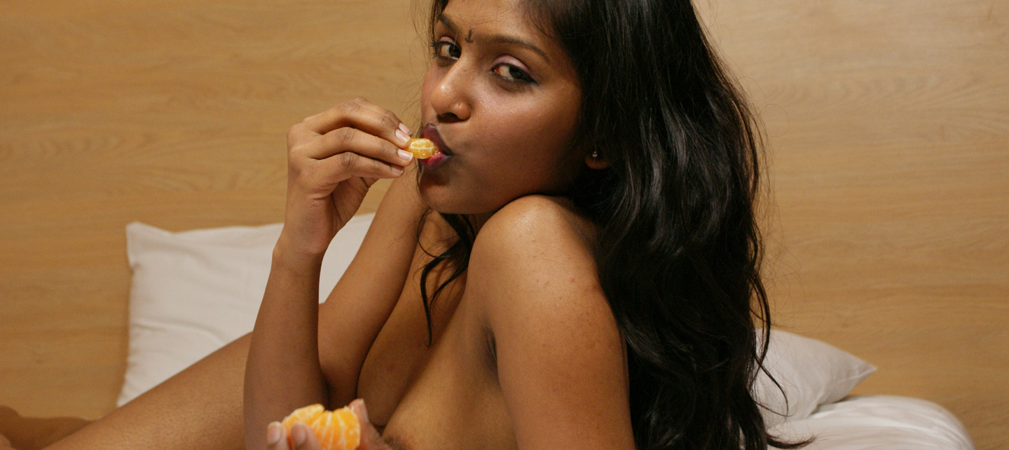 Tease girl indian college